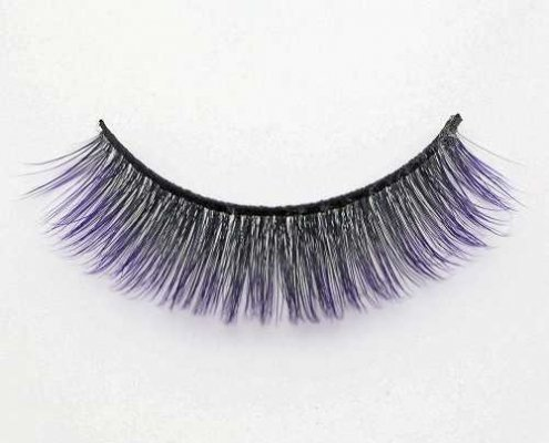 colored lashes C906A