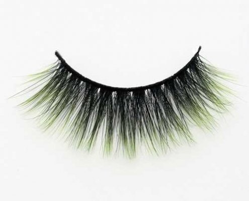 colored lashes C908A