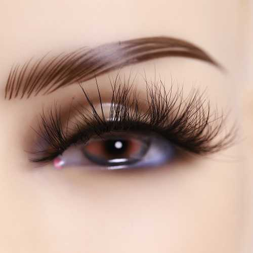 20mm 3D mink lashes DJ107
