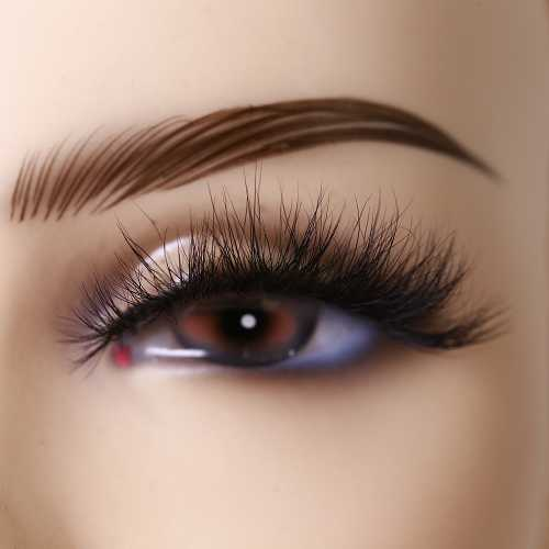 20mm 3D mink lashes DJ111