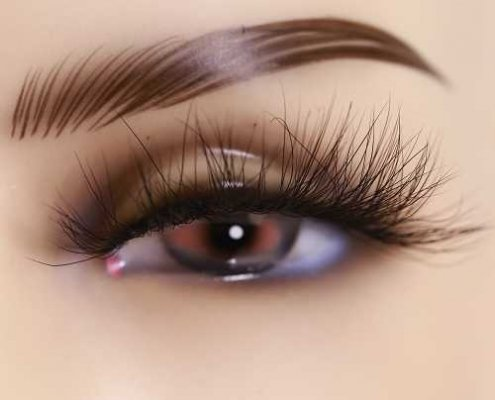 25MM 3D Mink Lashes DJ97