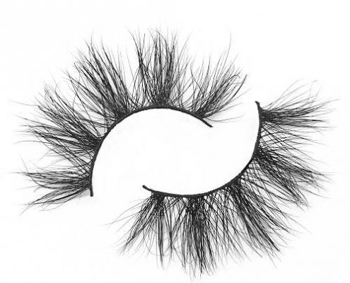 25MM wholesale 3D Mink Lashes DJ100
