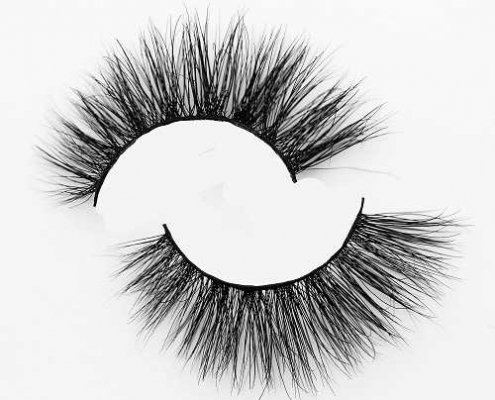 Natural mink lashes USA DJ52