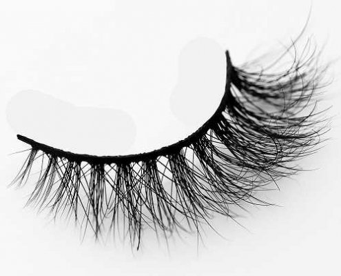Wholesale natural mink lashes DJW09