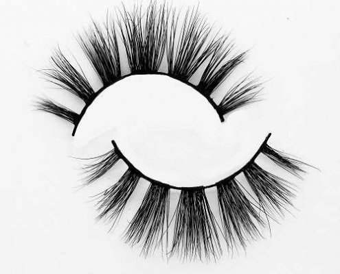 Wholesale natural mink lashes DJ44