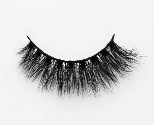 Wholesale natural mink lashes DJ80