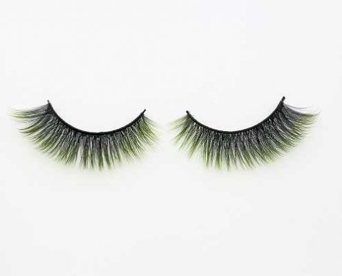 color lashes C902A