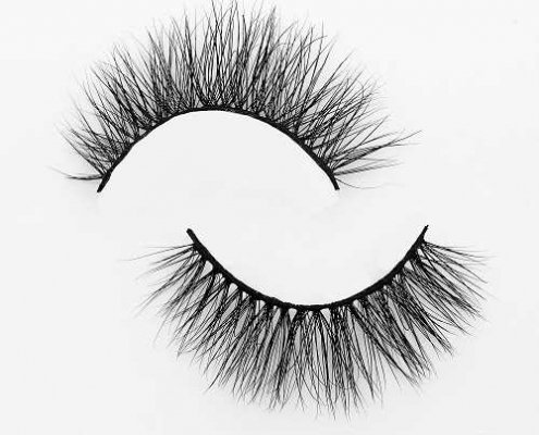 wholesale 3D mink lashes DJ58