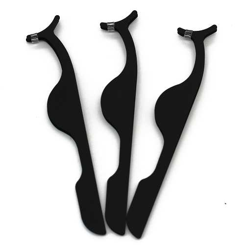 black eyelash tweezers