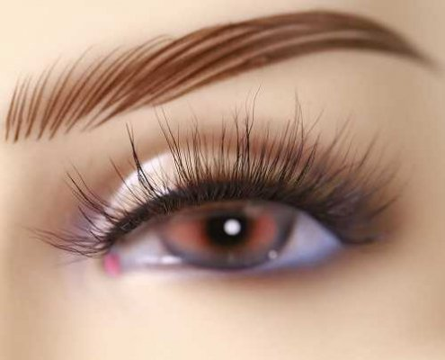 faux mink lashes G14