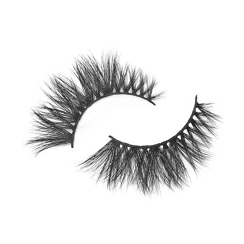 Natural mink lashes wholesale